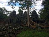 柬埔寨吴哥窟第二天(大圈)