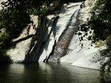 碧潭瀑布,私人泳池