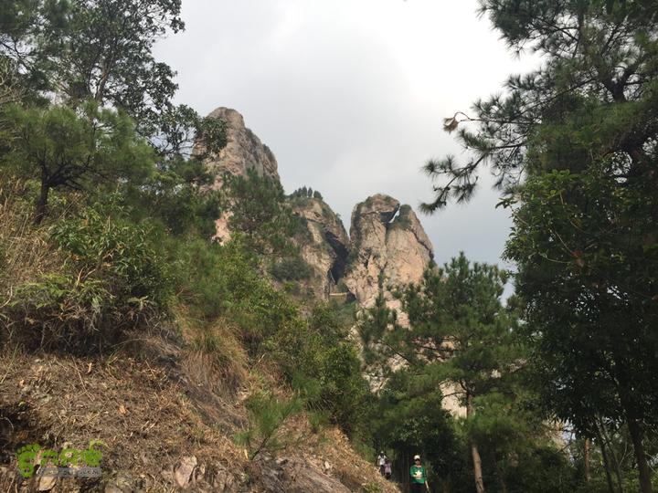 中雁荡山之西漈、玉甑峰逃票环线2015-10-24 02:18:39