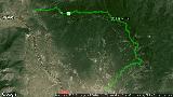 20130112嵩山永泰寺-望都峰-峻极峰-气象站-3号线