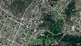 自由隧道~彩虹桥~辽美塔~长寿坡~雷训团~219公园~市府广