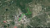新区s路,双人18公里,剩4灯