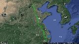 北京三一205钻机到浙江台州临泉县