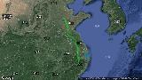 济南到义乌56吨钻机