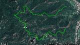 楠溪江小穿越,9:00上山下午4:10从景区下山