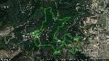西山森林公园跑步
