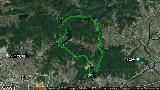 荪湖-小灵峰寺-三圣殿水库-毛力水库-荪湖环线